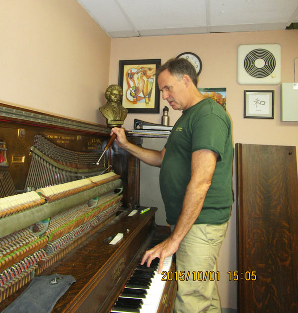 connecticut piano tuning
